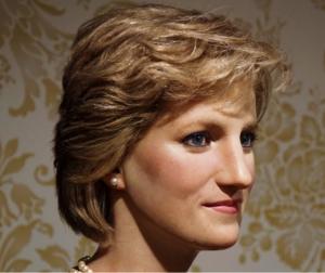 Prinzessin Diana Gedenken